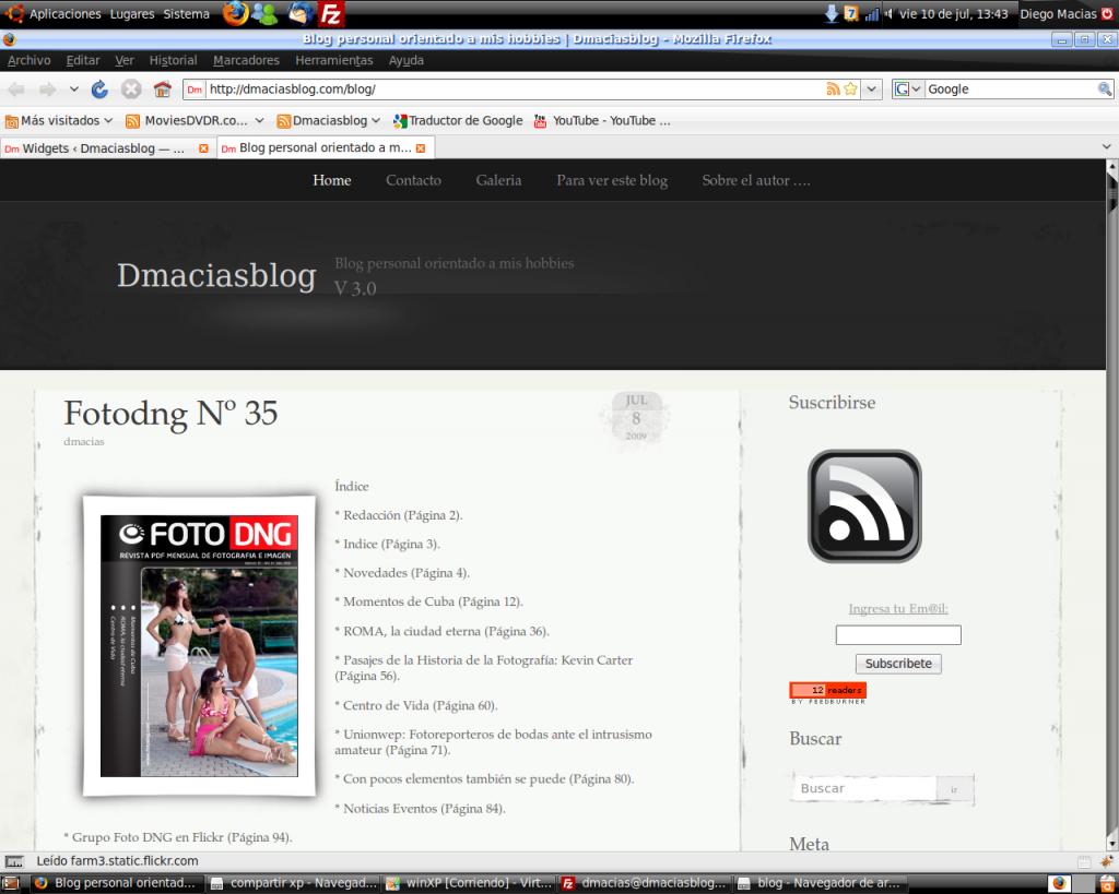 dmaciasblog v3.0